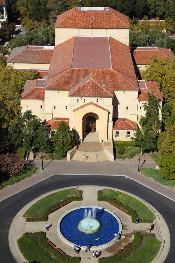 Université de Stanford photos libres de droits