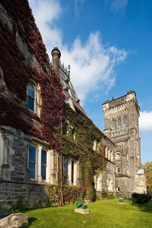 Université de Toronto image stock