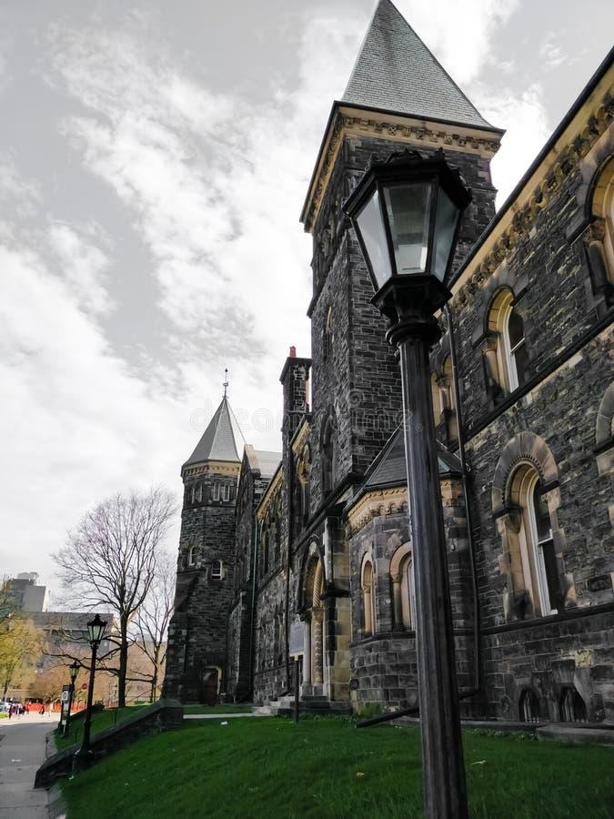 Université de Toronto photographie stock libre de droits
