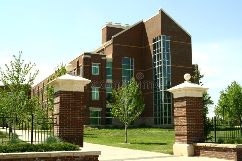Université du Colorado nordique photographie stock