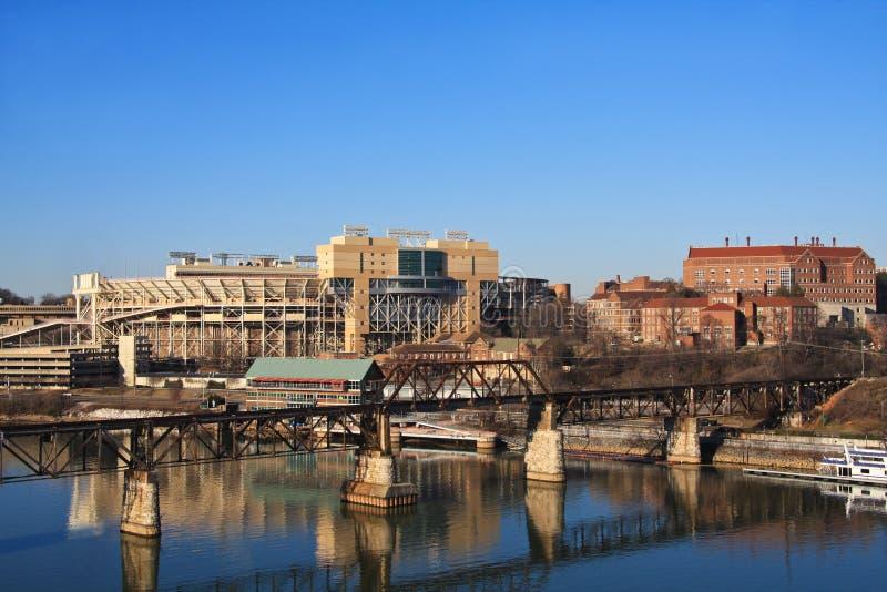 université du Tennessee photo libre de droits