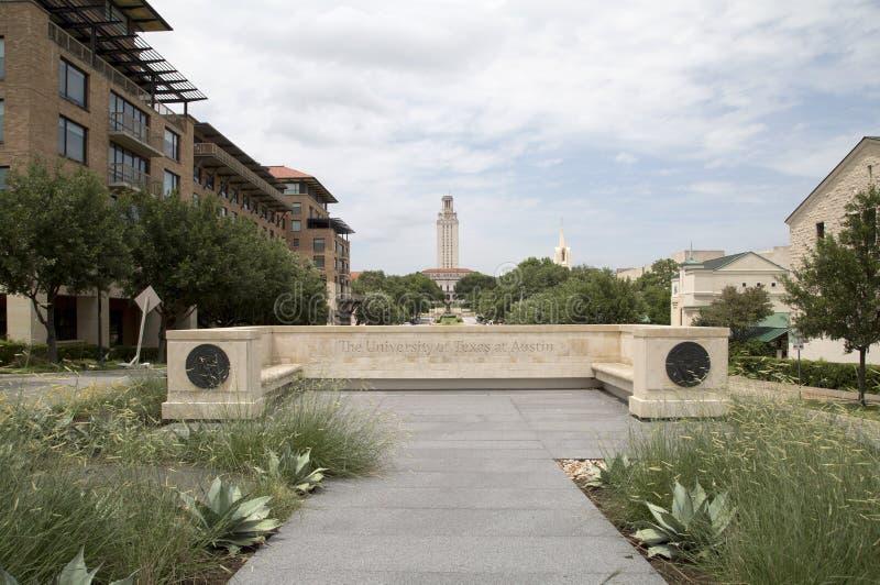 Université du Texas chez Austin photos stock