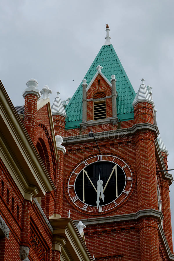 Université Hall au Montana depuis 1898 image stock
