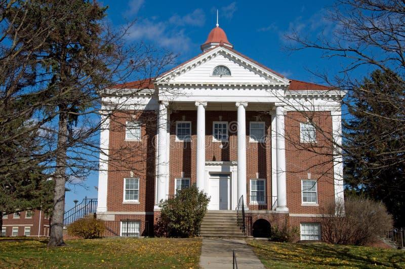 Université Iowa de William Penn images stock