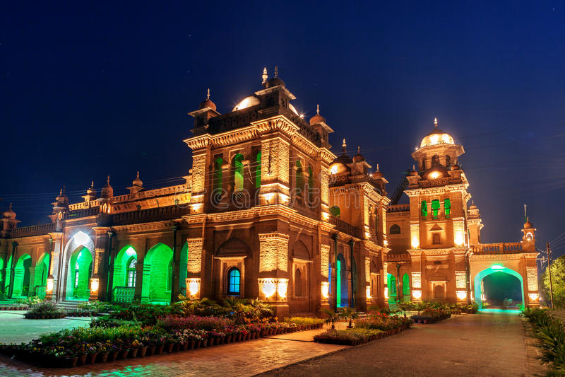Université Peshawar Pakistan d'Islamia photos libres de droits