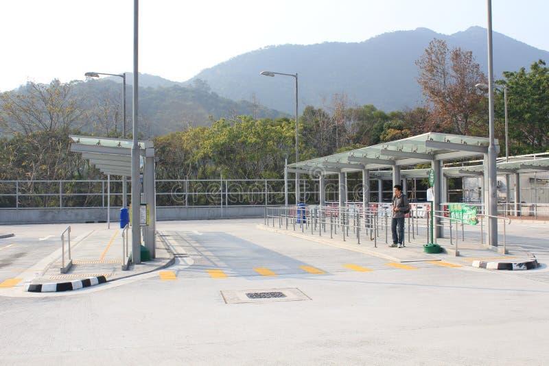 Université Polytechnique en Hong Kong images libres de droits