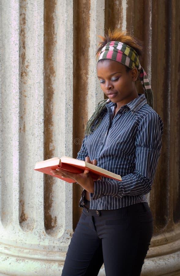 Université Stude d'Afro-américain photos libres de droits