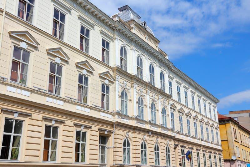 Université technique de Timisoara photo stock