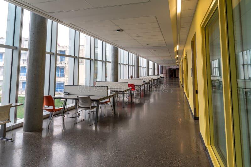 Universit?t von Calgary-Campus stockfotos