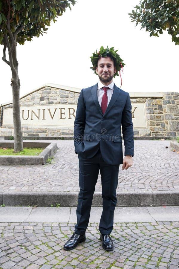 universiteit royalty-vrije stock fotografie