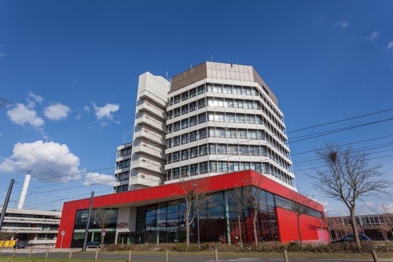 Universiteit van Bremen stock fotografie