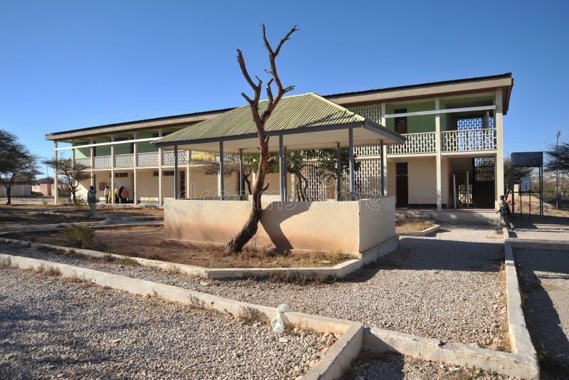 Universiteit van Hargeisa stock fotografie