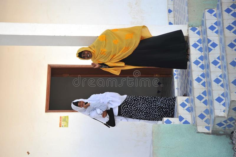 Universiteit van Hargeisa stock afbeeldingen