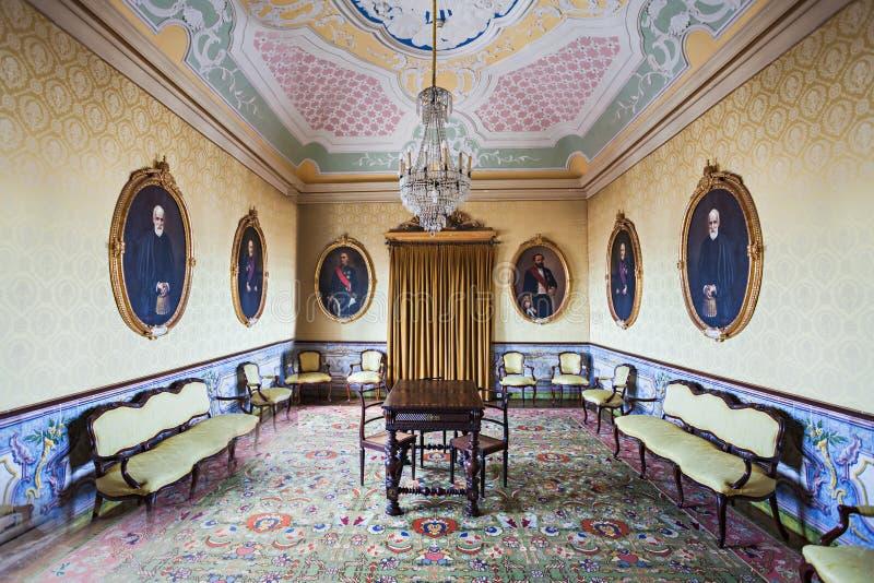 Universiteit van het binnenland van Coimbra royalty-vrije stock afbeeldingen