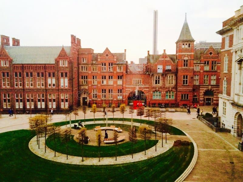 Universiteit van Liverpool royalty-vrije stock fotografie