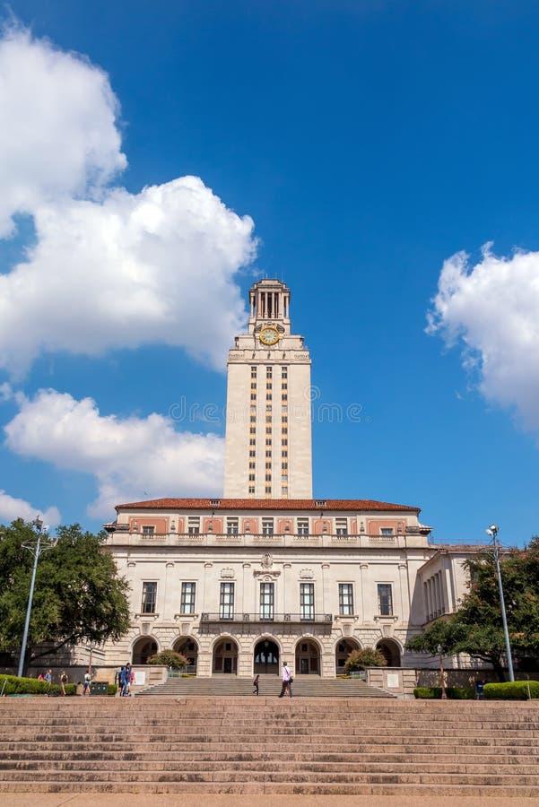 Universiteit van Texas stock afbeeldingen