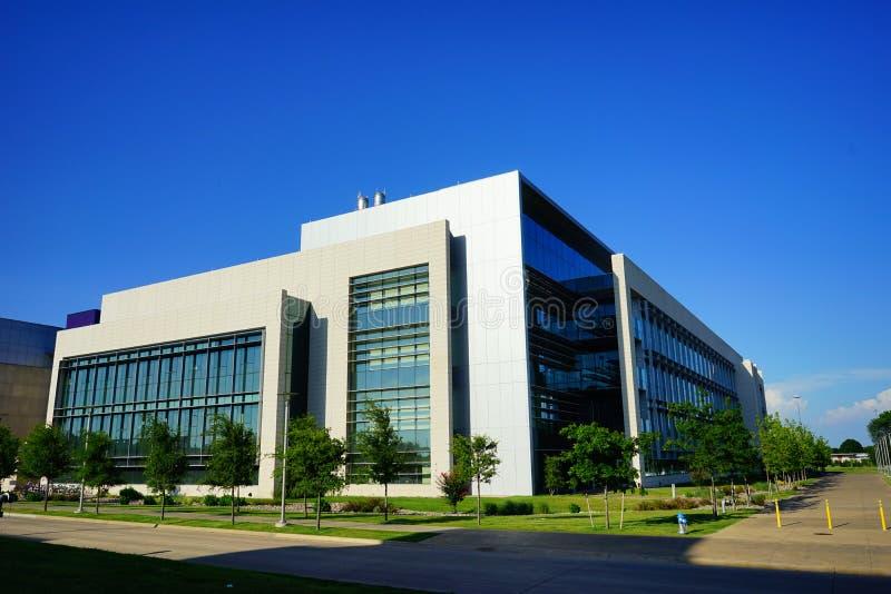 Universiteit van Texas in Dallas royalty-vrije stock foto