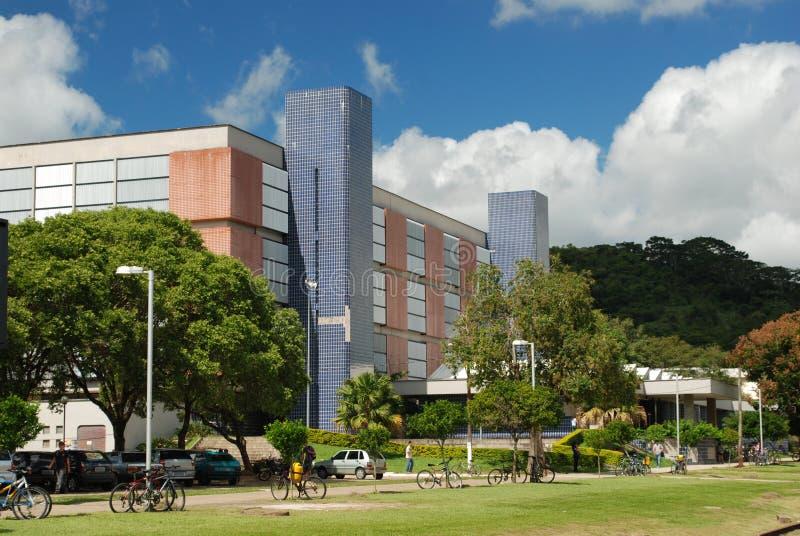 Universiteit van Viçosa, Brazilië royalty-vrije stock foto