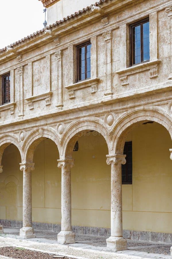 Universitet av Alcala royaltyfria foton