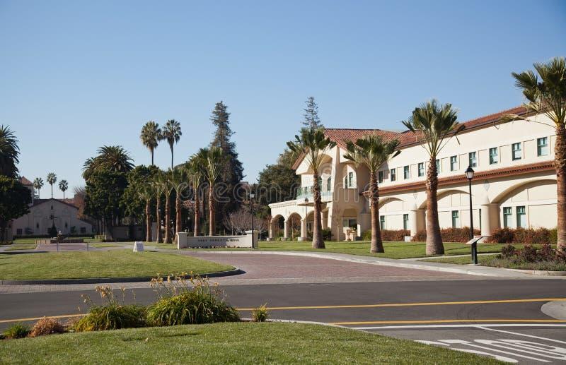 Universitet av Santa Clara royaltyfri foto