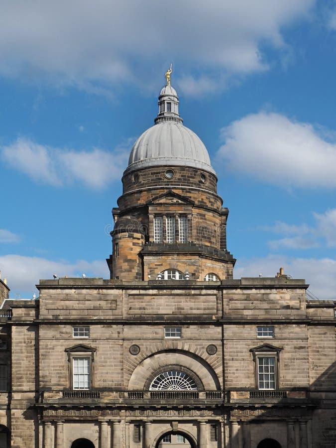 Universitetar av Edinburgh royaltyfri bild
