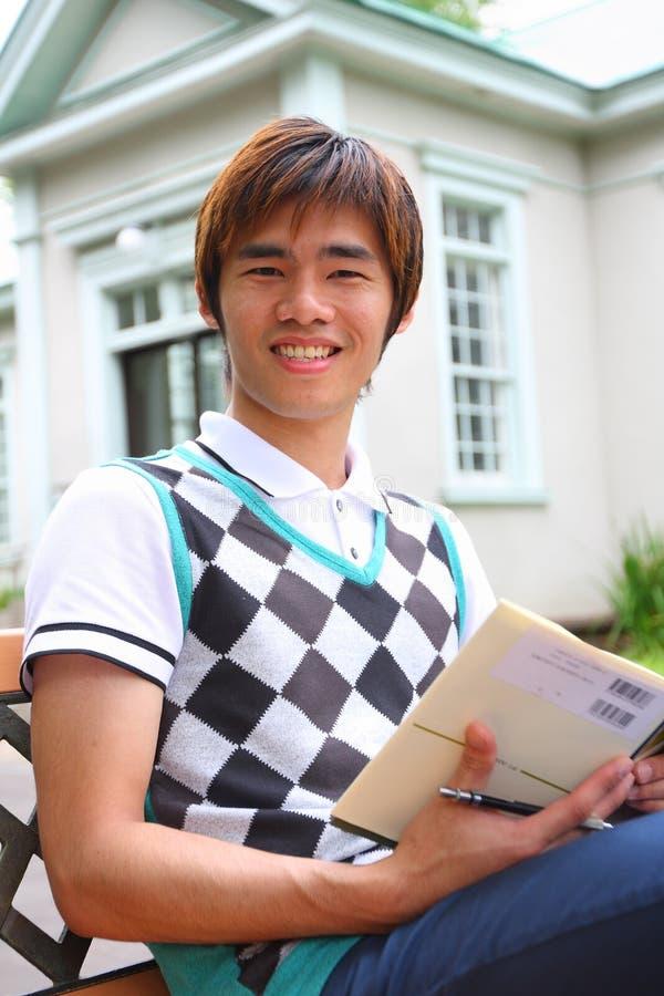 Universitetarliv royaltyfri bild