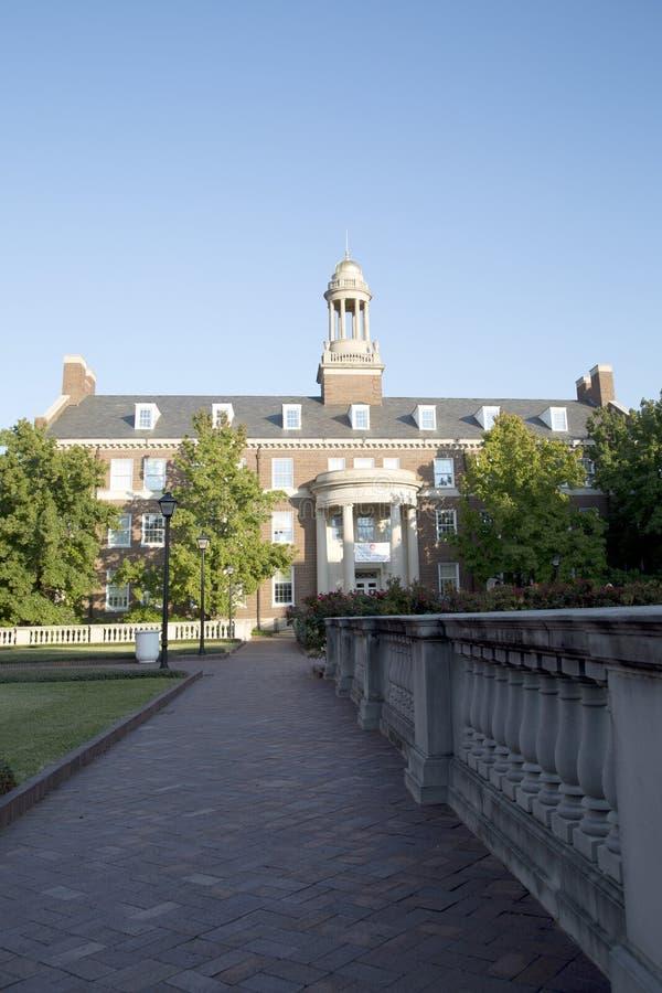 Universitetinre för sydlig metodist royaltyfria foton