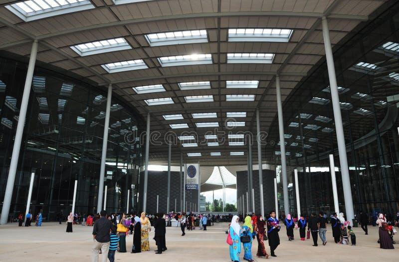 Universiti Teknologi Petronas, Perak Malesia fotografia stock libera da diritti