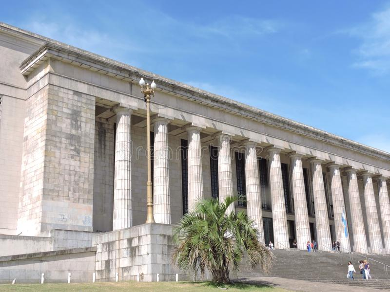 University of Buenos Aires, Argentina royalty free stock photo
