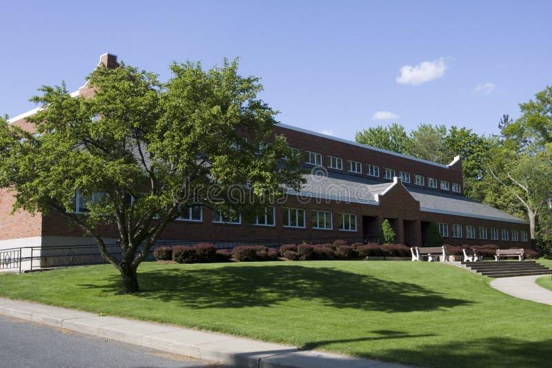 University Building stock image