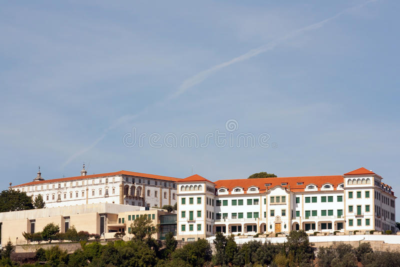 University Buildings Royalty Free Stock Image