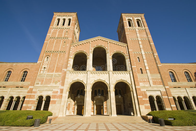 University Campus Building royalty free stock photography