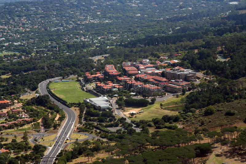 Download University of Cape Town stock photo. Image of university - 10772510