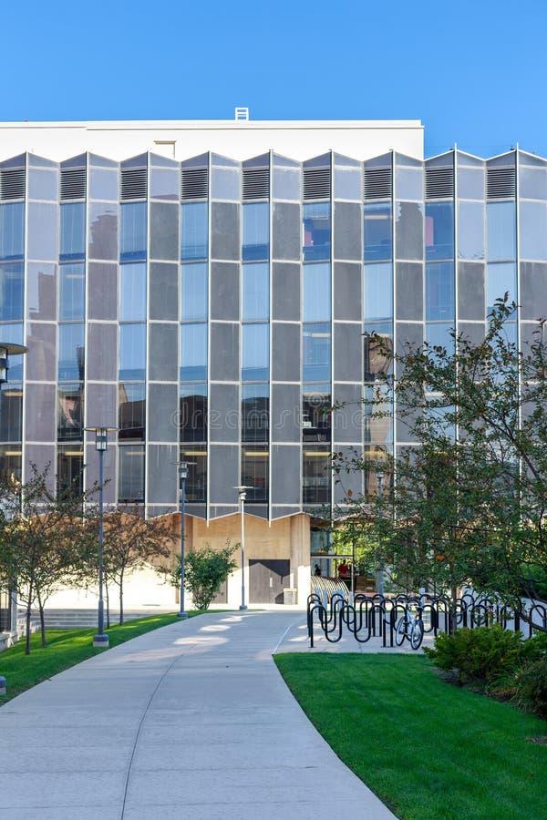 University of Chicago Law School royalty free stock photo