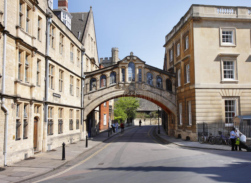 Download University City Of Oxford In England Editorial Photo - Image: 17717141