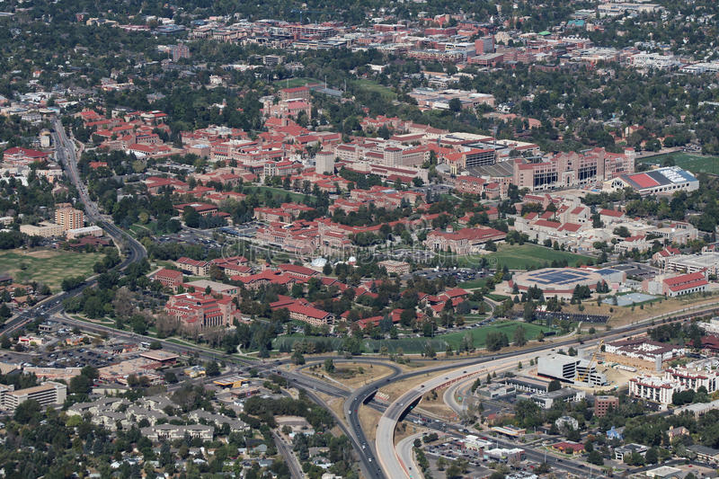 University of Colorado Boulder stock photos