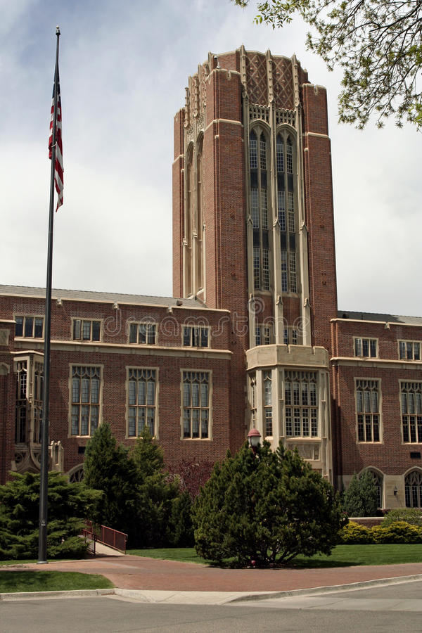 Download University Of Denver Editorial Stock Image - Image: 15774264
