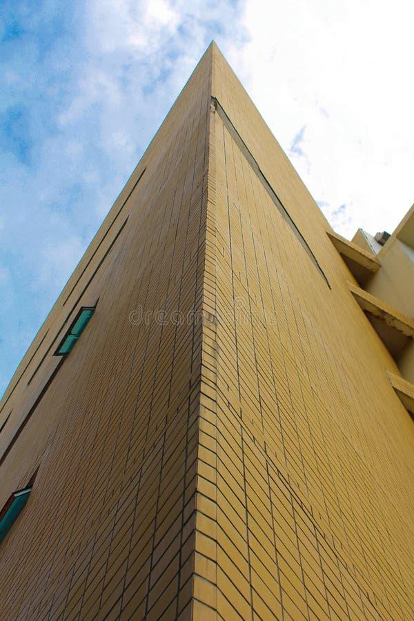 University du Roi Mongkut's - l'équilibre du bâtiment photo libre de droits