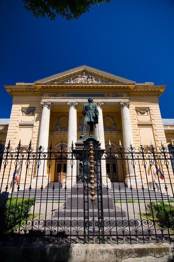 University of Medicine, Bucharest stock images