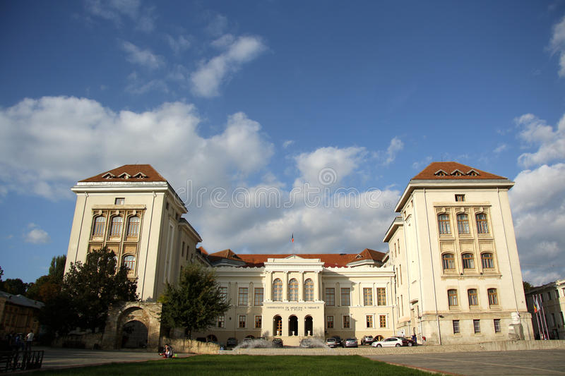 Download University Of Medicine And Pharmacy In Iasi (Romania) Editorial Image - Image: 33809415