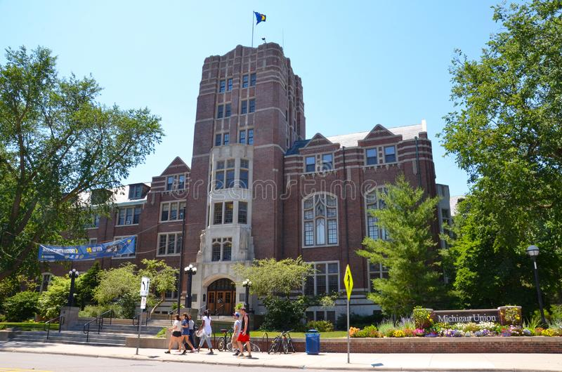 University of Michigan Michigan Union royalty free stock images