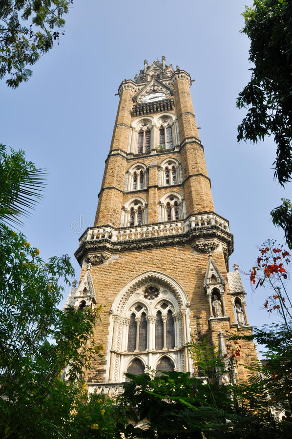 The University of Mumbai, India