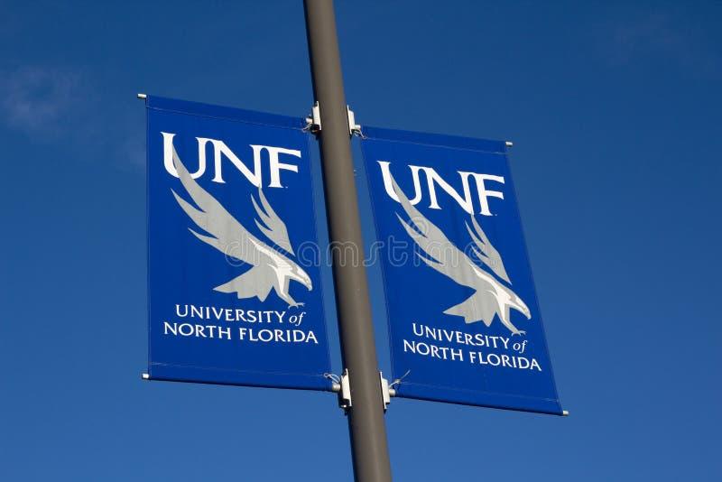University of North Florida royalty free stock photo