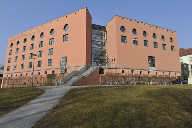 University of Passau, Philosophicum royalty free stock photos