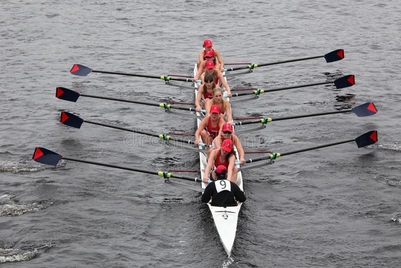 Download University Of Pennsylvania Races In The HOTC Editorial Stock Image - Image: 21803019