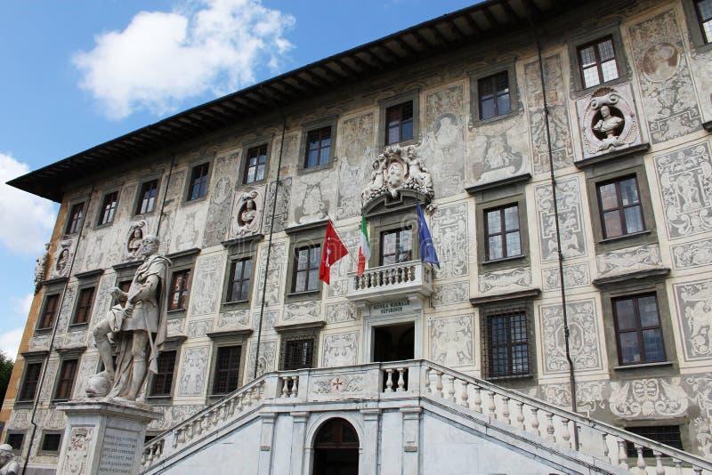 Download University of Pisa stock image. Image of down, building - 20228073