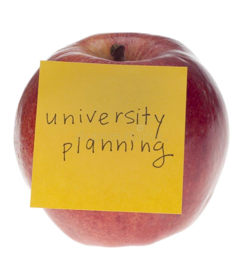 University Planning royalty free stock photos