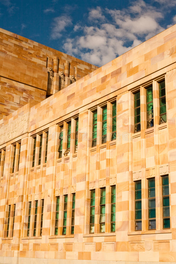 University of Queensland royalty free stock photography