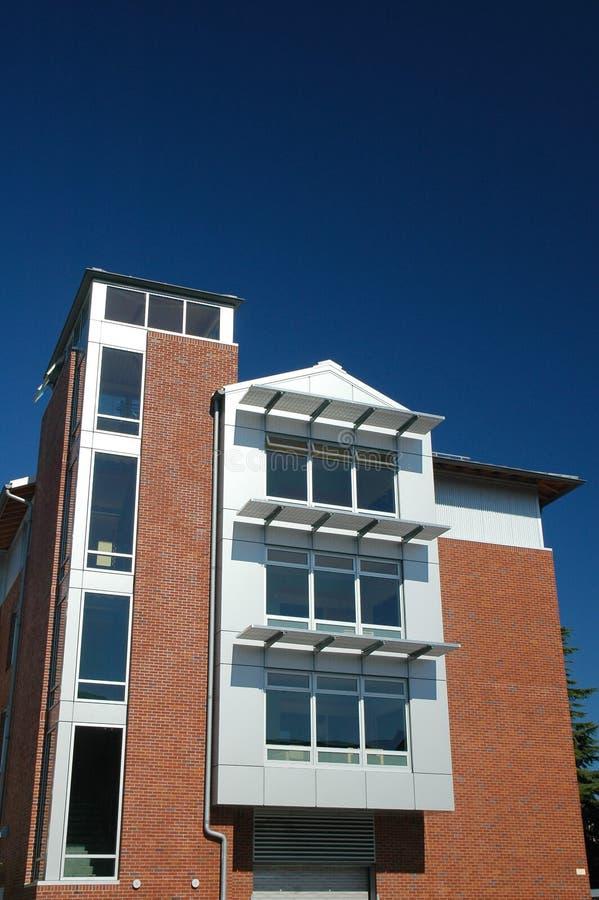 University Residence Hall royalty free stock photo