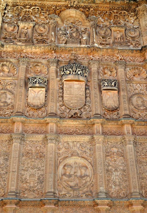 Download University of Salamanca stock image. Image of historic - 26504017